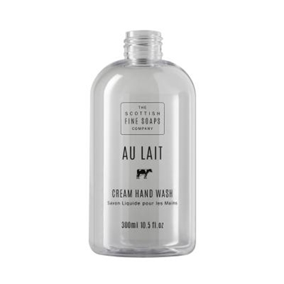 Picture of 300ML EMPTY BOTTLE AU LAIT HAND WASH [PK 6]